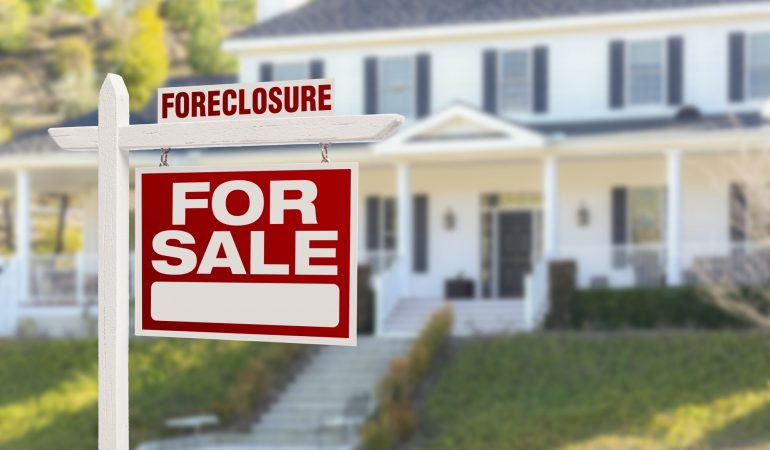 Home Foreclosures Decline in Oklahoma
